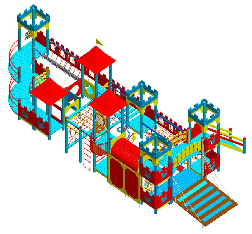 Игровой комплекс М24